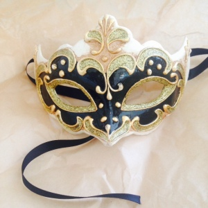 Mask from La Bauta.